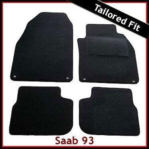 Saab 9 3 93 Pre Facelift Mk2 2002 2008 Tailored Carpet Car
