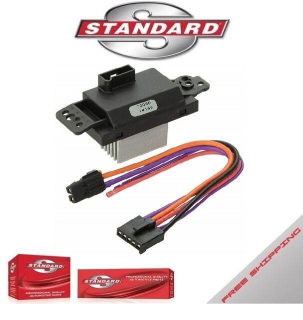 Standard Hvac Blower Motor Resistor For 2004