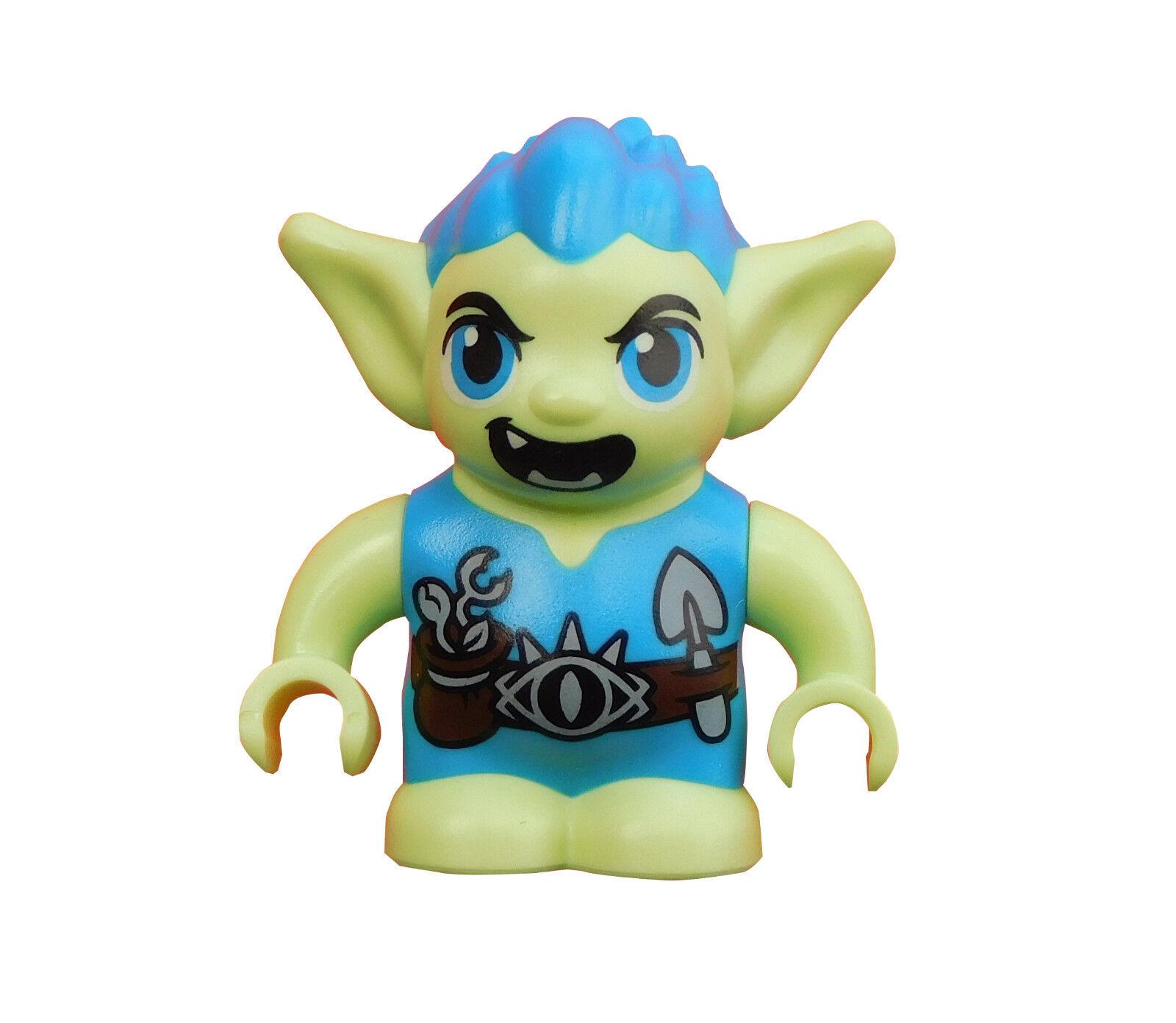LEGO Minifiguren Lego Elves Figur Kobold Guxlin