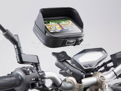 Motech Universal Motorrad GPS Navi//Handy Halter Navi Pro Case M Sw