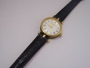8c0d925c466 Image is loading NEW-LADIES-GUCCI-2000-L-LEATHER-WATCH-STRAP-