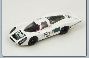 Spark S2985 - Porsche 907 N ° 52 2ème 24h Daytona 1968 Siffert Herrmann 1/43