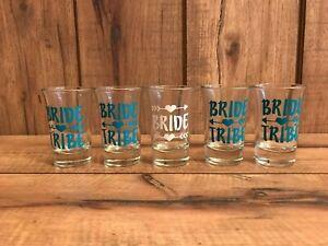 Bachelorette Party Bridal Party Shot Glass Bride Shot Glass Bridesmaid Shot Glass Bridal Shower Wedding Party Shot Glass