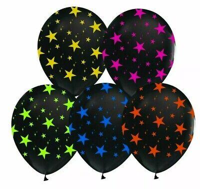 25er Luftballons Helium Ballons Flamingo Design Deko Set Ballon