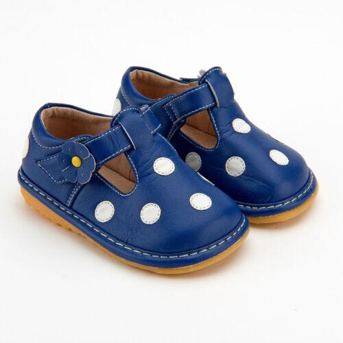 Chicas o chicos//Niño Zapatos Cuero Azul