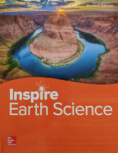 Inspire Science Earth G9-12 Student Ed, Pub Year 2020 ...