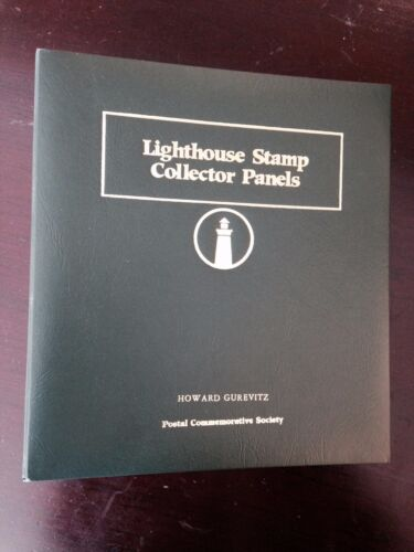 Lighthouse Stamp Collector Panels 23 Stamps