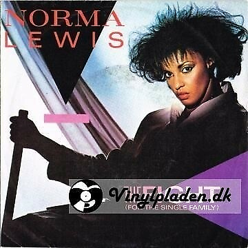LP, Vinyl/LP: Norma Lewis: The Fight (For The..., Norma…