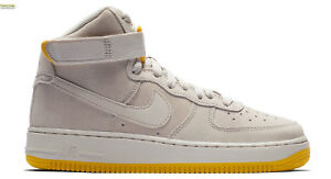 reputable site 497d5 a6984 Image is loading 4-Youth-36EU-Nike-Air-Force-1-High-