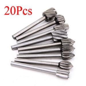 20pcs-set-HSS-Router-Bits-Wood-Cutter-Milling-Fits-Dremel-Rotary-Engraving-Tool