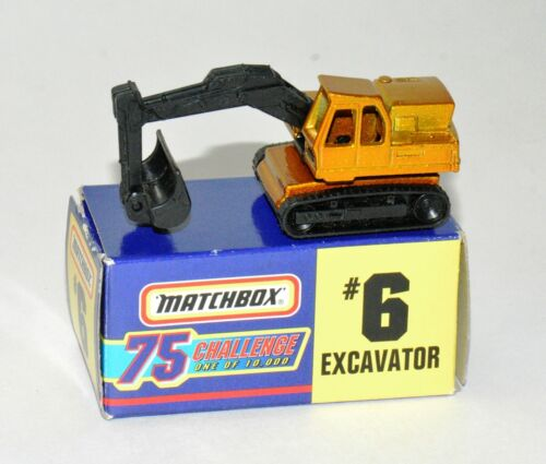 Matchbox Superfast MBX 75Th Challenge Premiere Collection Selection