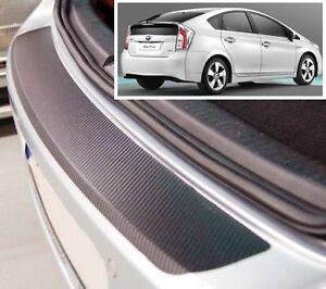 Toyota-Prius-MK3-Carbon-Style-rear-Bumper-Protector