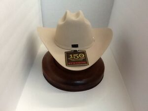 f9d449cdbe50a Image is loading Stetson-Cowboy-Hat-150X-SilverBelly-Cashmere-amp-Beaver-