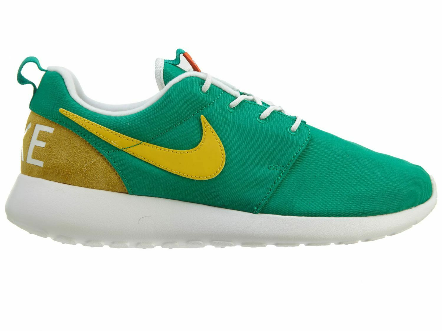 Nike Roshe Lucid One Retro Mens 819881-371 Lucid Roshe Green Sulfur Running Shoes Size 8 505738