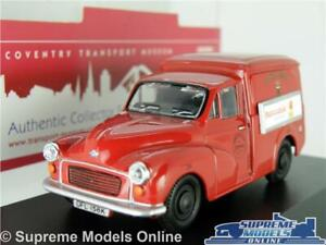 MORRIS-MINOR-MODEL-VAN-ROYAL-MAIL-POST-OFFICE-1-43-SCALE-OXFORD-MM053-COVENTRY-K