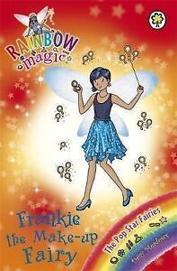 Frankie-the-Make-up-Fairy-Rainbow-Magic-by-Daisy-Meadows-Acceptable-Used-Book