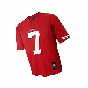 8a9197e9 San Francisco 49ers Colin Kaepernick Red Youth NFL Jersey M