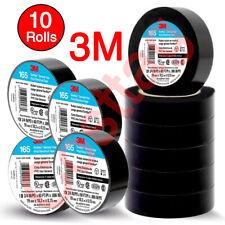10 Rolls 3m Electric Tape 34 X 60 Ft Vinyl