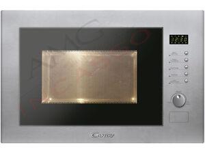 Candy mic 25 gdfx forno elettrico microonde volume 25 litri per pensile inox ebay - Forno elettrico microonde ...