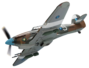 Corgi AA39704 1 72 Hawker Hurricane IIC HW840 LT. Jimmy South East Asia Command