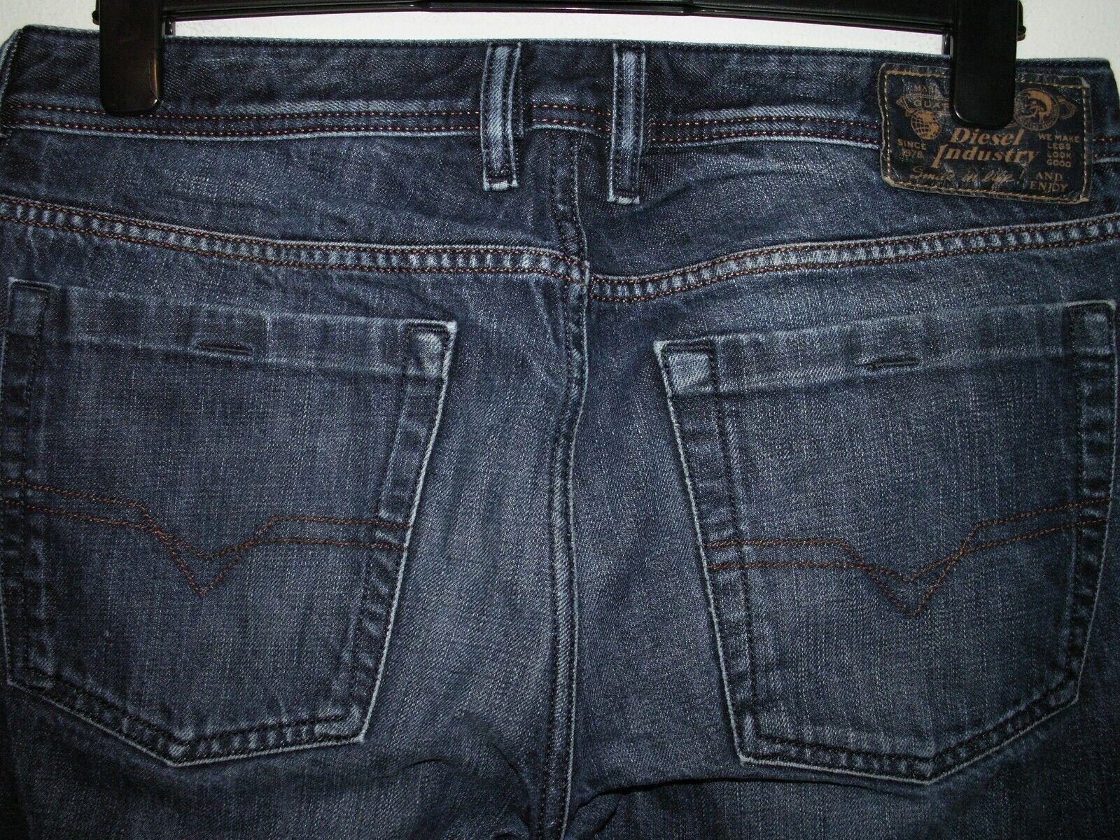 DIESEL ZATHAN Jeans avviocut 0074W W33 L30 (5983)
