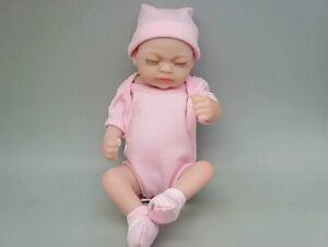 Newborn Baby Reborn 10 Baby Girl Baby Doll Pink Clothing Ebay