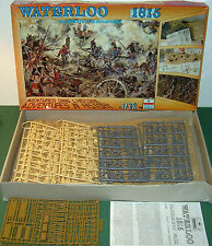 1/72 RARE ESCI Waterloo 1815 Napoleonic Infantry Battleset #502