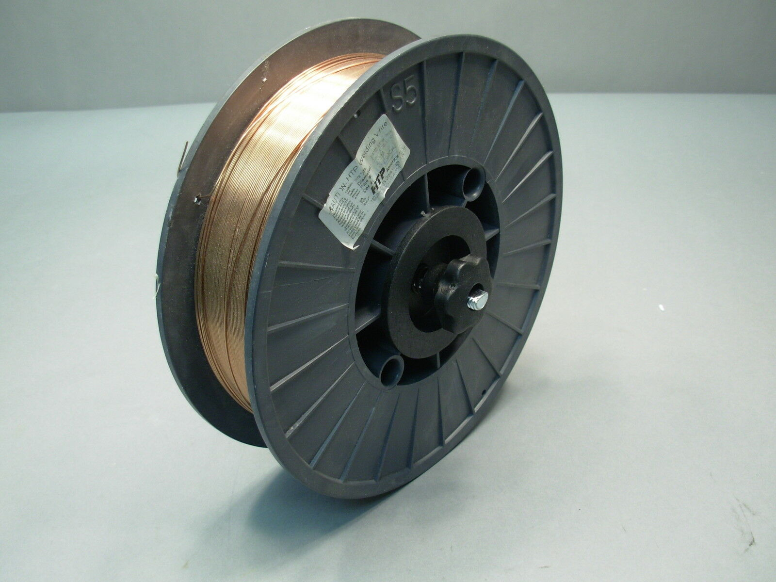 Mig Wire Spool Metal Holder - WIRE Center •
