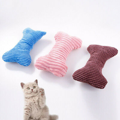 Hunde Katze Knochen Spielzeug Kreatives Spielzeug Für Haustiere Plüschtier Vocal
