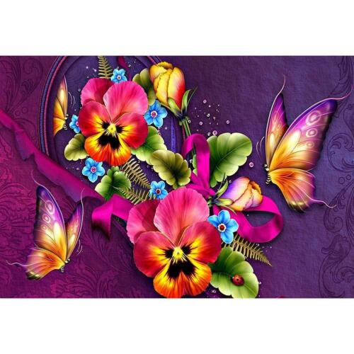 Full Drill 5D Diamond Painting Embroidery Cross Crafts Stitch Home Art Decor DIY