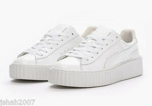 puma fenty creeper white