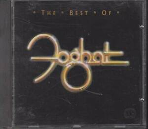 "►► FOGHAT ""The Best Of Foghat"" CD"