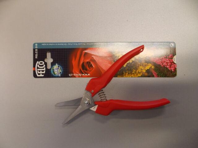 FELCO 310 die leichte kleine Pflückschere mit extra schmalen Schneiden