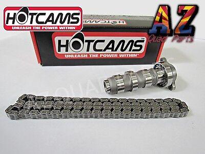 Rhino Grizzly 700 YXR YFM Hotcam Hotcams Mudbuster Camshaft /& Timing Cam Chain