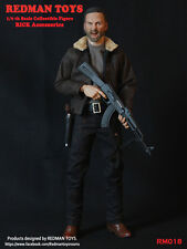 1/6 Scale REDMAN TOYS Sheriff RICK Accessories Full Sets RM 018