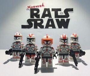 Lego-Star-Wars-Minifigures-Clone-Custom-Troopers-Commandant-codys-212th