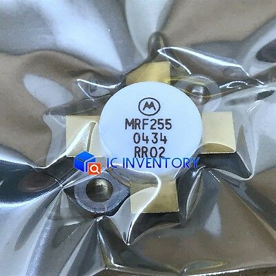 1pcs MRF255 RF POWER TRANSISTOR NPN SILICON mrf648