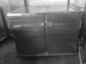 Tray-Delivery-Cart-Model-FWE-ETC-1520-24-Non-Heated