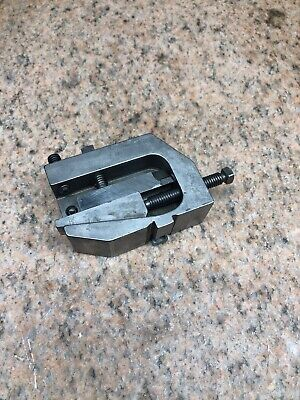 Brown /& Sharpe 161-322 Tool Post for Square Tools   Screw Machine  B/&S