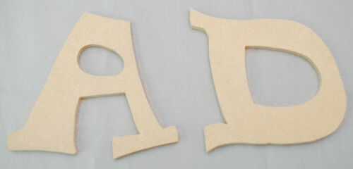 Ravie Hand made-PAINTING AVAILABLE-5 sizes Wooden letters Made from MDF