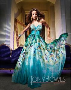 01e373be337 Image is loading Tony-Bowls-Evenings-11148-Size-14-Prom-Homecoming-