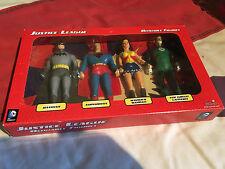 The Justice League Bendable Figures