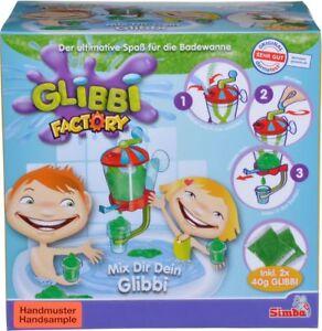 Wasserspielzeug Kinderbadespaß-Spielzeuge Glibbi Factory Stück Deutsch 2018
