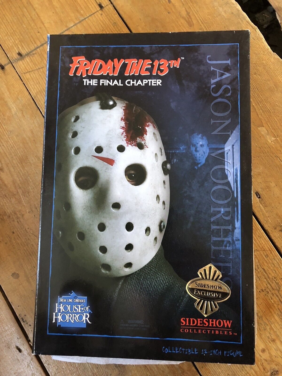 Sideshow Friday The 13 The Final Chapter Jason Voorhees Exclusive AFSSC166