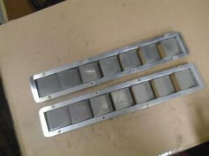 Set Of 2 Bilge Vents 17 1 2 Quot X3 Quot May Fit Many Boat Models