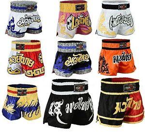 Maxx Muay Thai Lutte Short Mma Grappling Kick Boxing Troncs Arts Martiaux Ufc Sh-afficher Le Titre D'origine