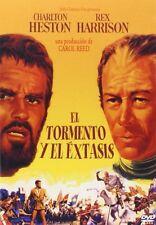 Michelangelo - Inferno und Ekstase [DVD] *NEU* DEUTSCH
