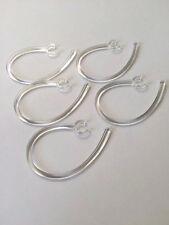 5 pcs Clear Ear hooks for Plantronics 925 975 M100 MX100 Earclips