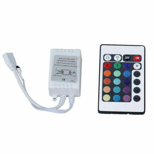 DC5V-24V LED IR RF Controller Steuerung Fernbedienung Touch für RGB LED Streifen