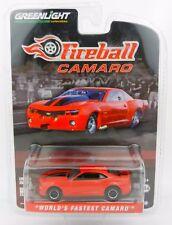 1:64 GreenLight *FIREBALL CAMARO* STREET OUTLAWS* World's Fastest Camaro *NIP*